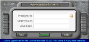Handy autorun file generator.