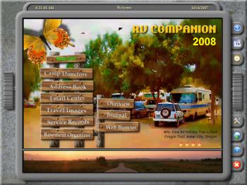 RV Companion 2008